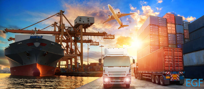 Logistics và Freight Forwarder